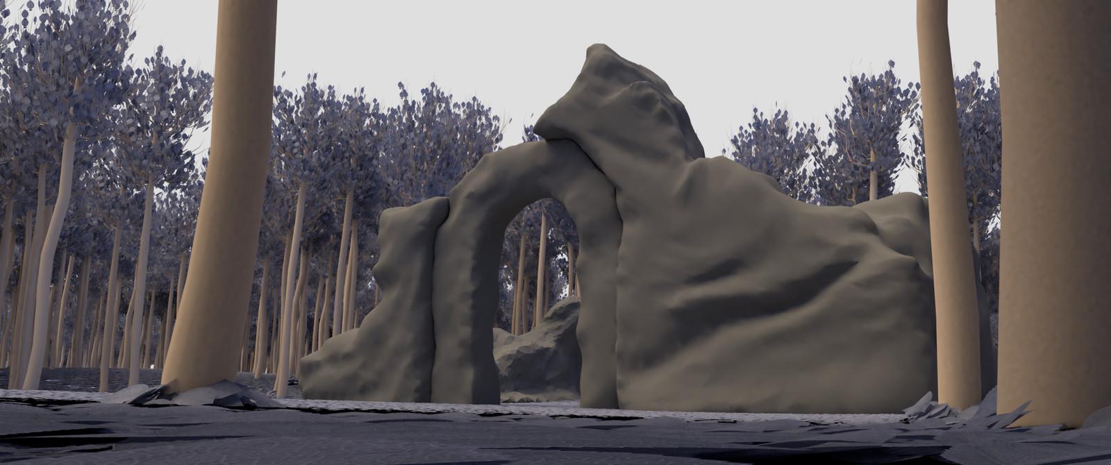 The Archway Blockmesh
