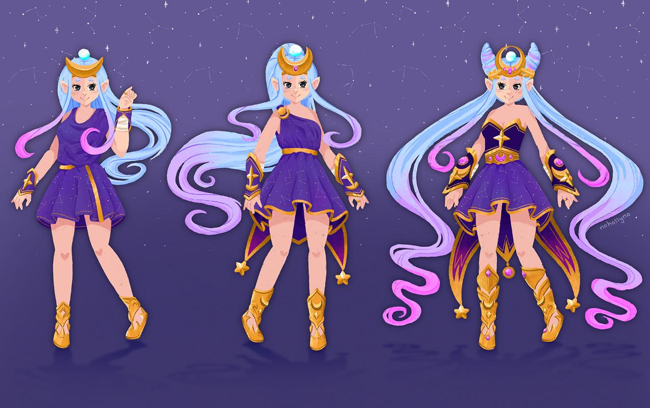 Goddess Celine