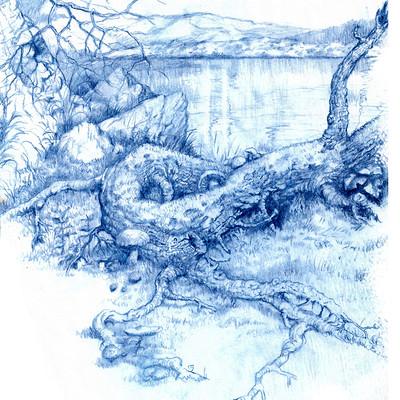 George almond landscape01