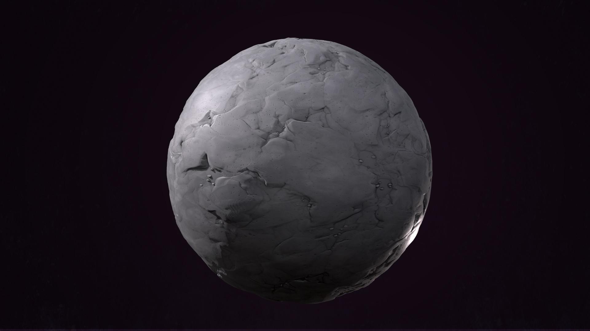 Dan john cox rock sphere