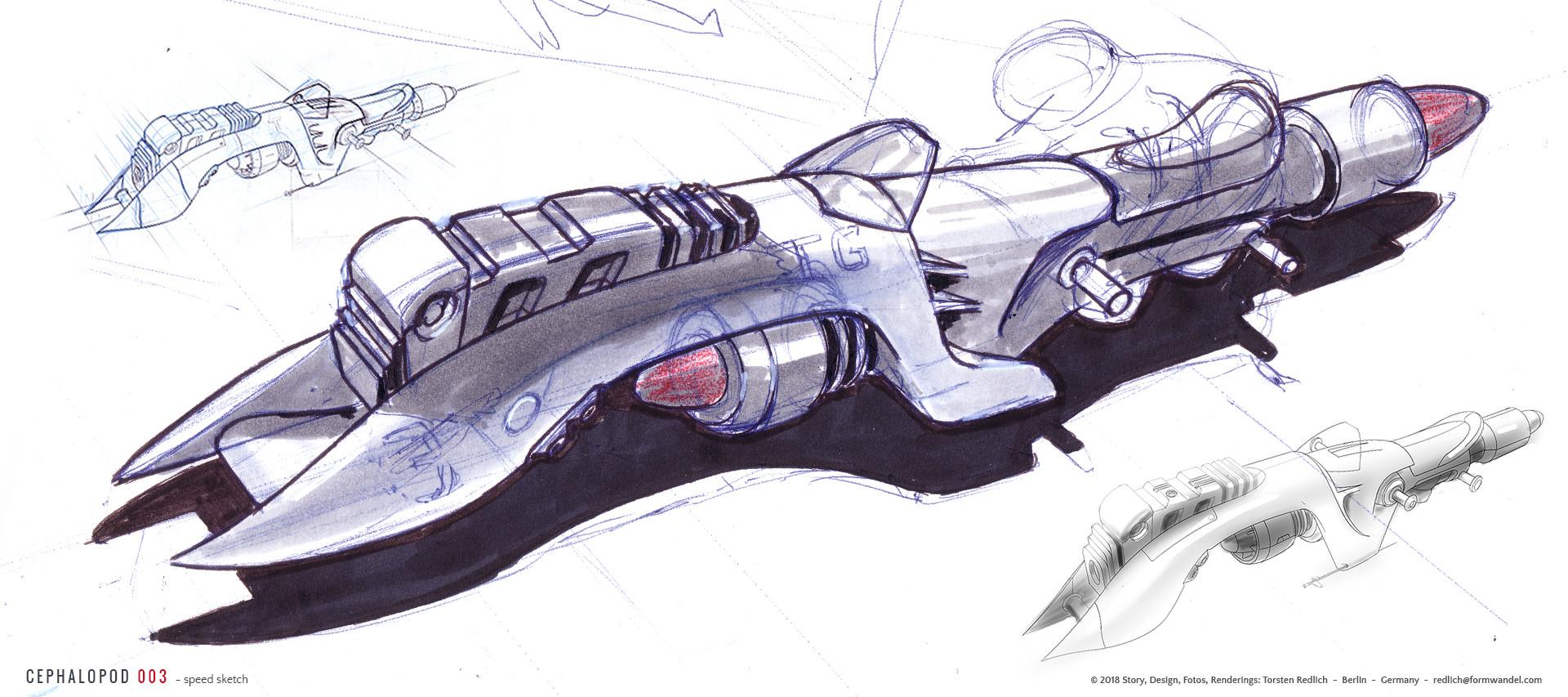 CEPHALOPOD - speed sketch