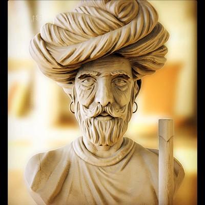 Surajit sen indian man sculpt surajitsen insta