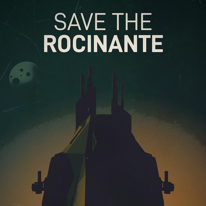 Save The Rocinante