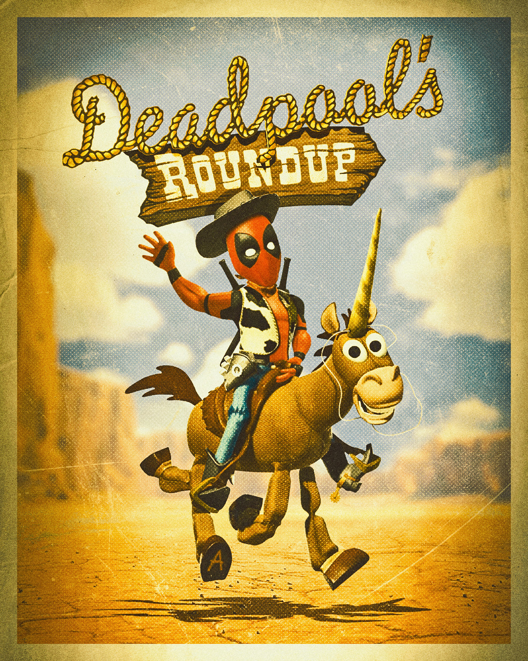 Deadpool's Roundup