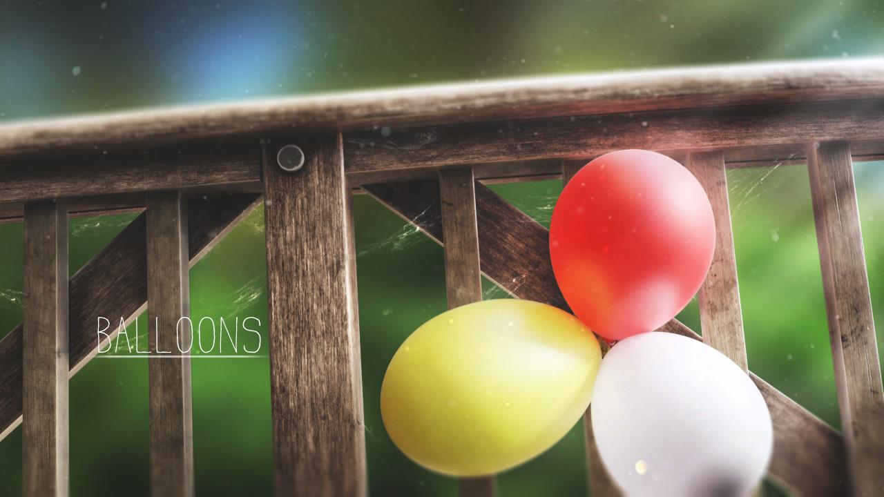 Ravissen carpenen balloons