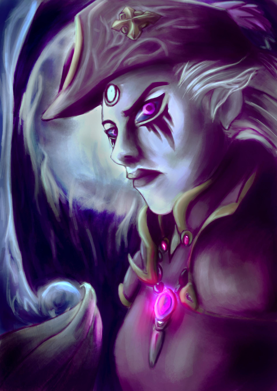 Diana o Escarnio da Lua