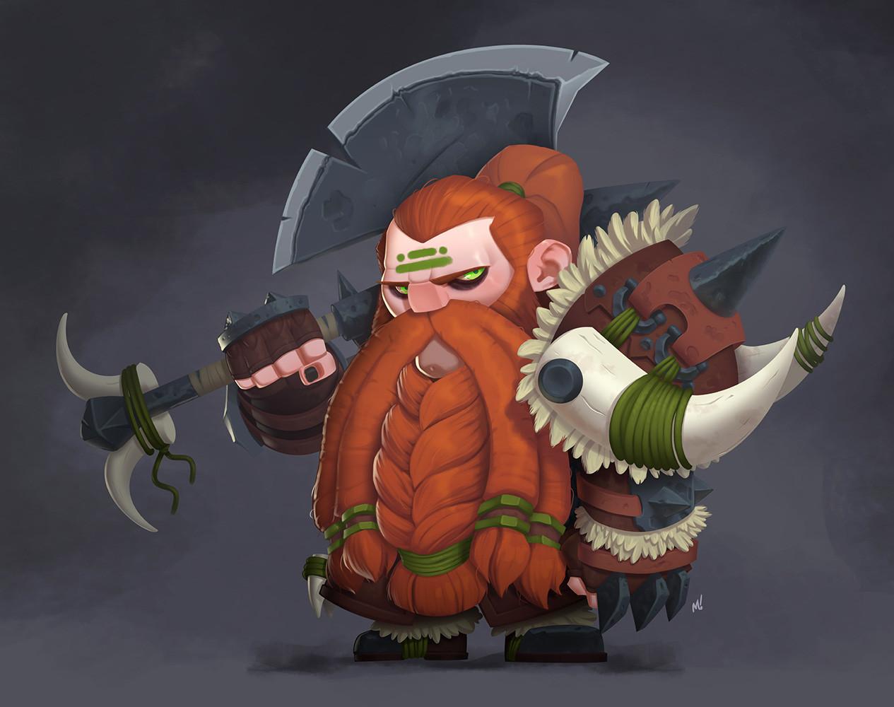 Viking renders.