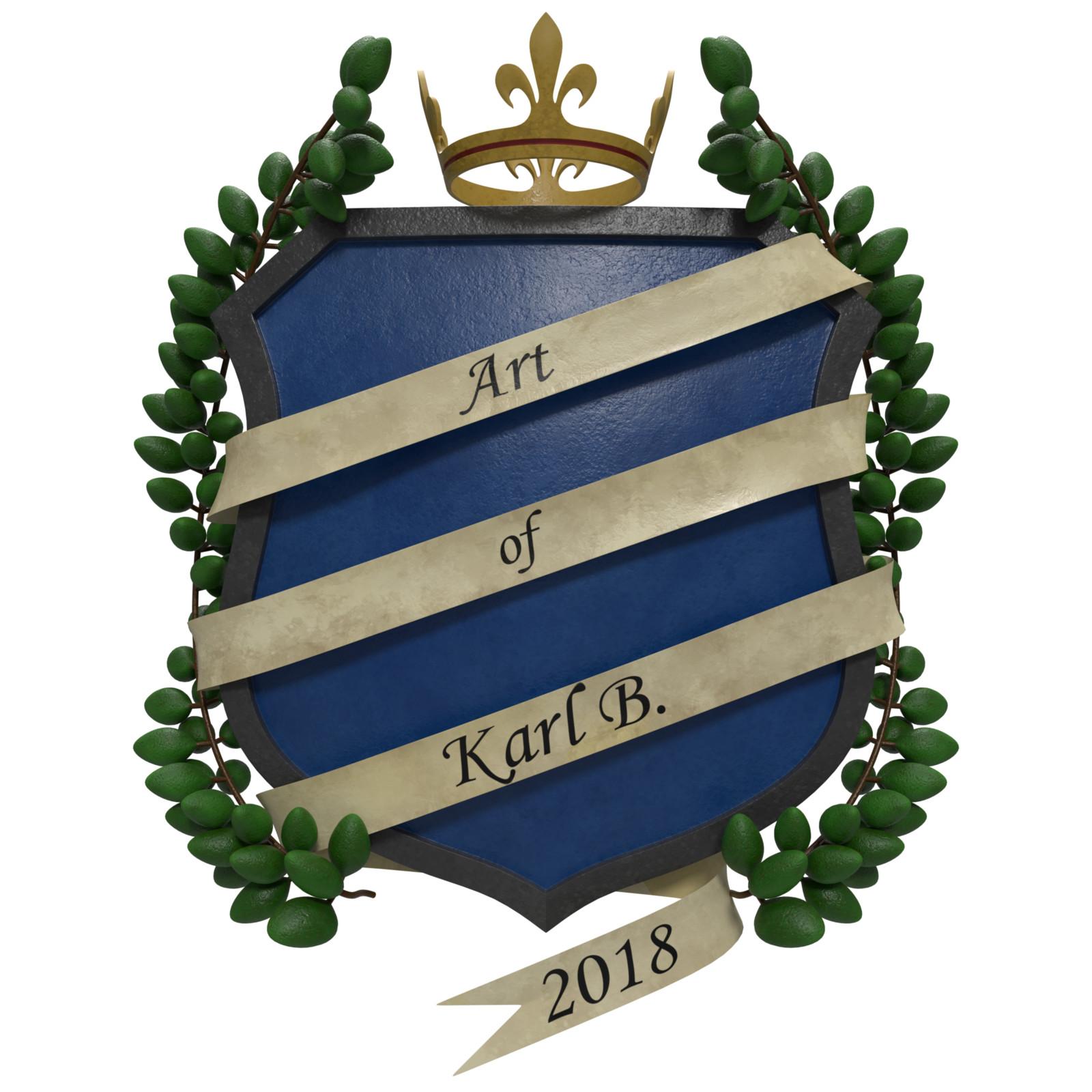 Logo Crest for 2018