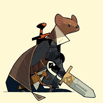 Satoshi matsuura 2018 05 14 weasel knight s