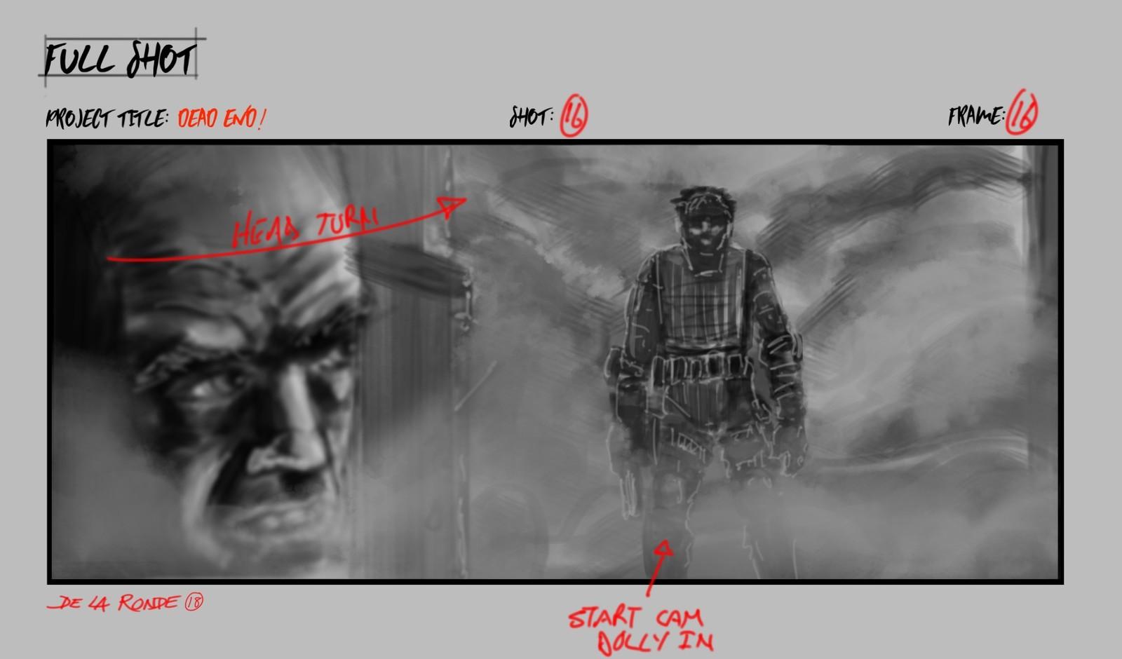 Board Sample Shot Type: Full Shot