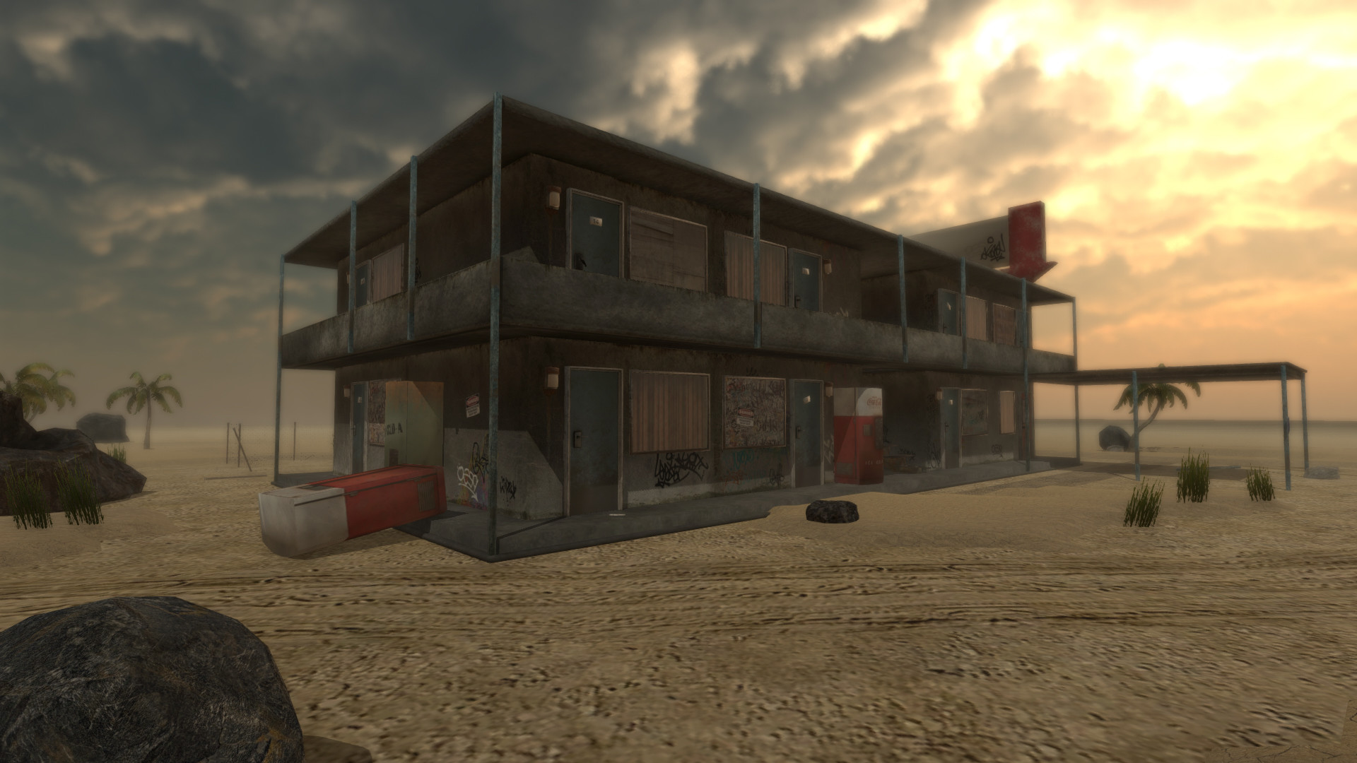 Jordan cameron motel 2