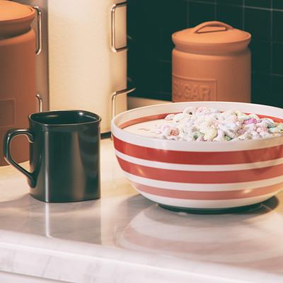 Asbjorn olsen breakfast