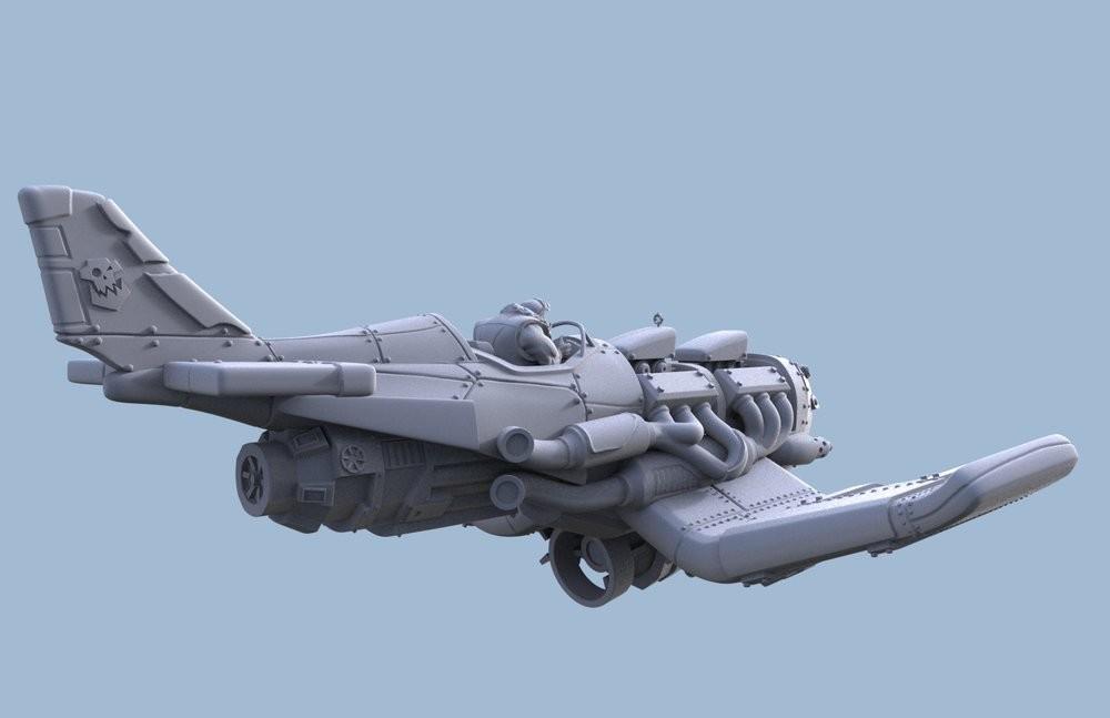 Matt clarke orkbomber5