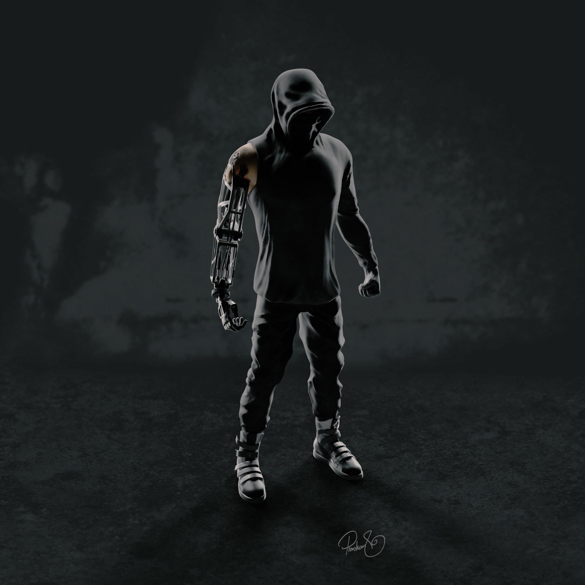 Prashan s cyborg 04