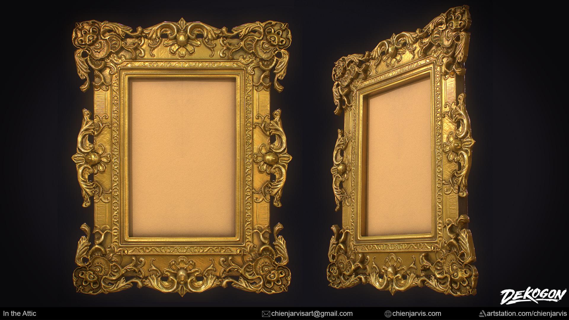 Chien jarvis dekogon frame chien jarvis 03