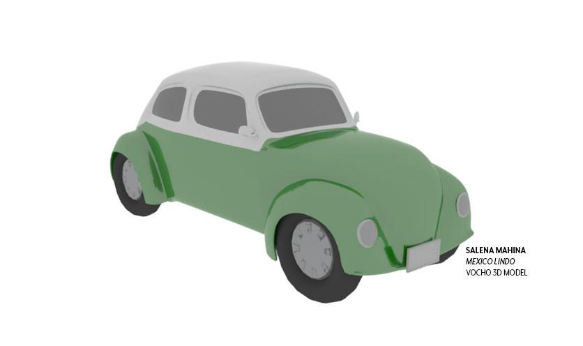Salena mahina vocho model 1