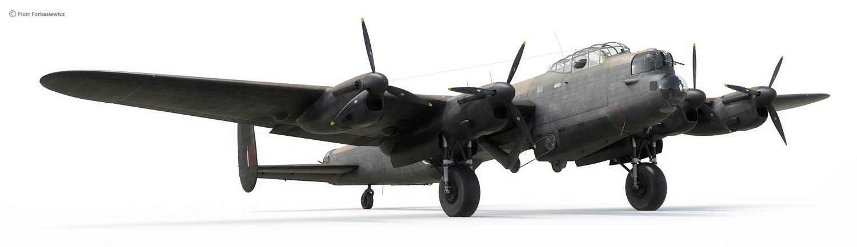 Avro Lancaster BIII Type 464 (Provisioning)