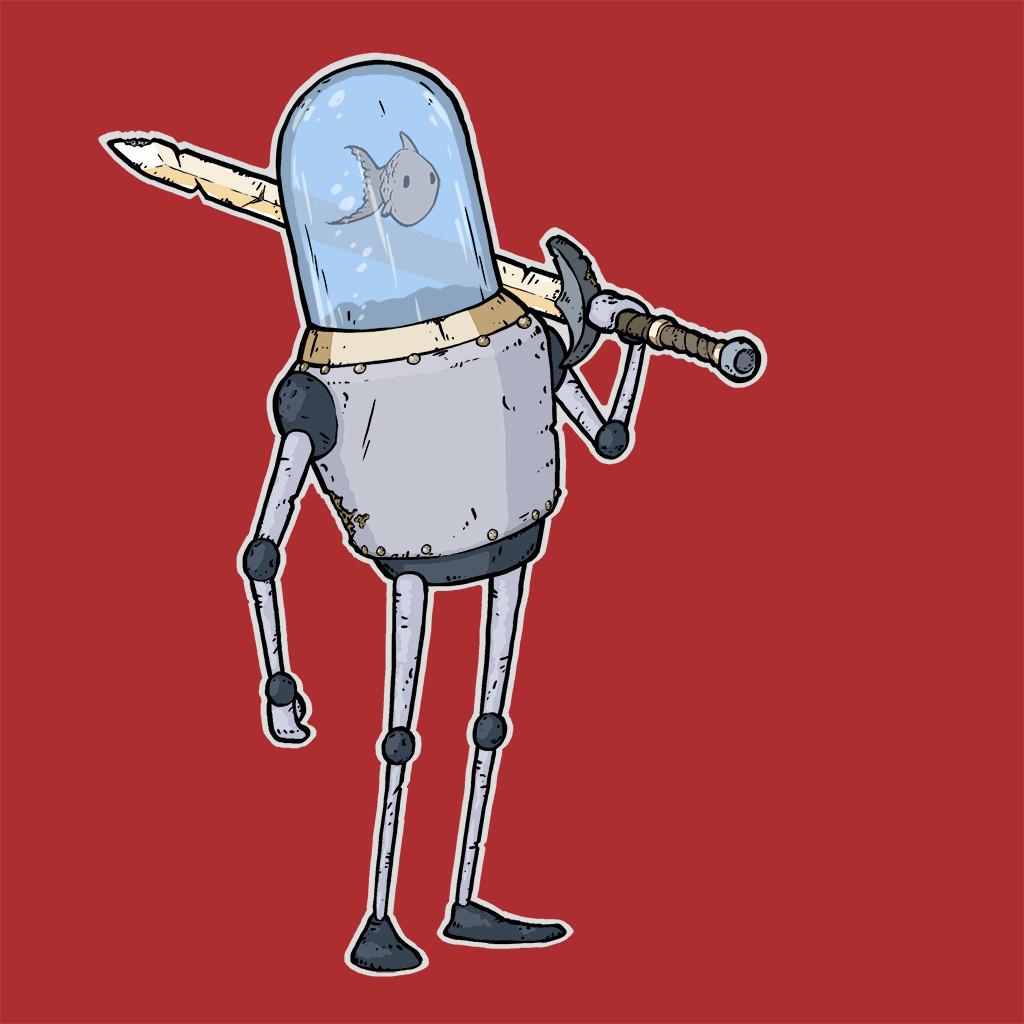 Lukas navratil robot2