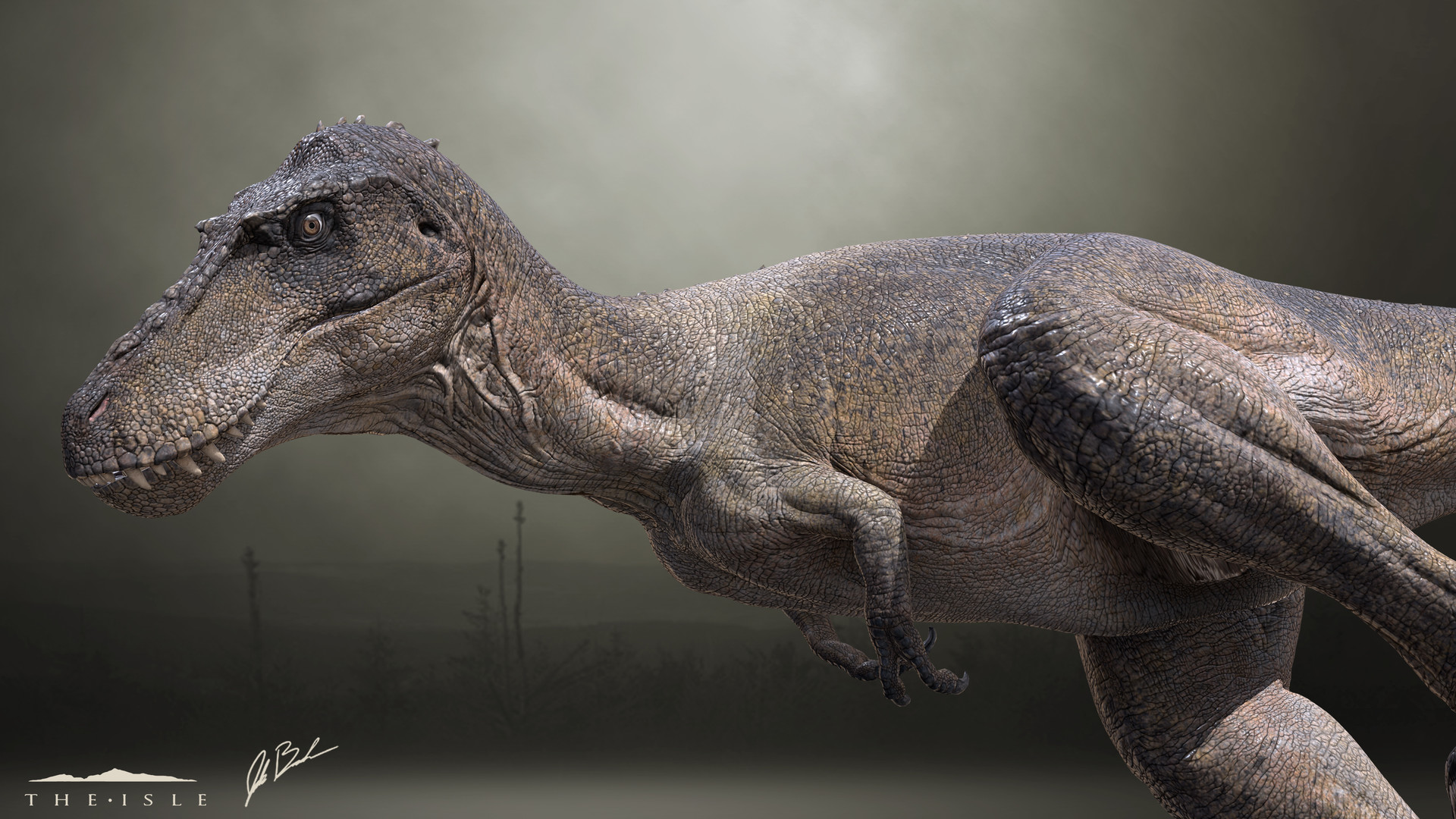 jacob baardse - tyrannosaurus rex