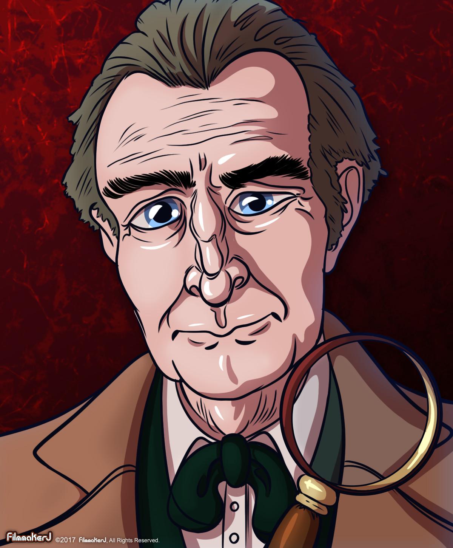 Charlton Heston - played Sherlock Holmes (1991)