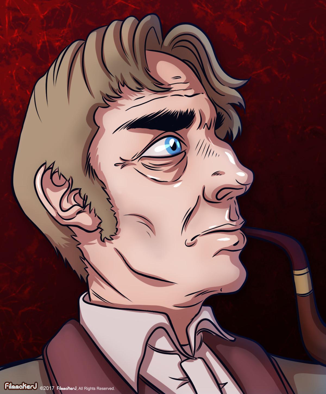 Christopher Plummer - played Sherlock Holmes (1979)