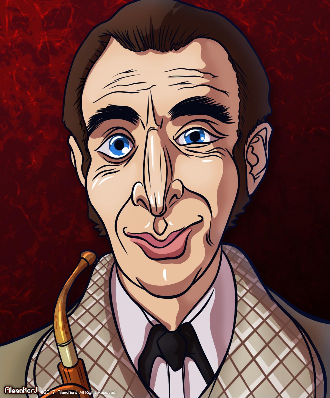 Ian Richardon - played Sherlock Holmes (1982)