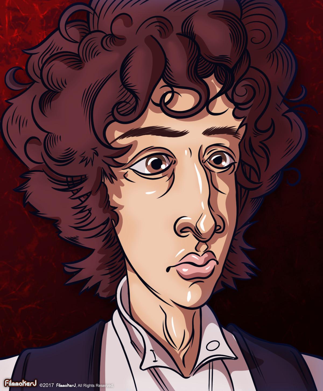 Nicholas Rowe - played Sherlock Holmes (1985)