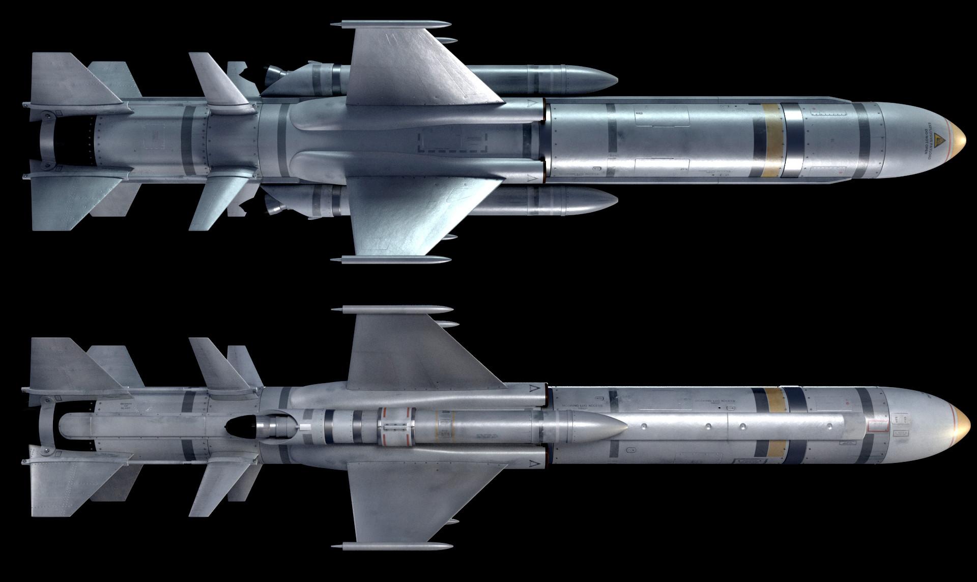 Yoshi vu missile 002