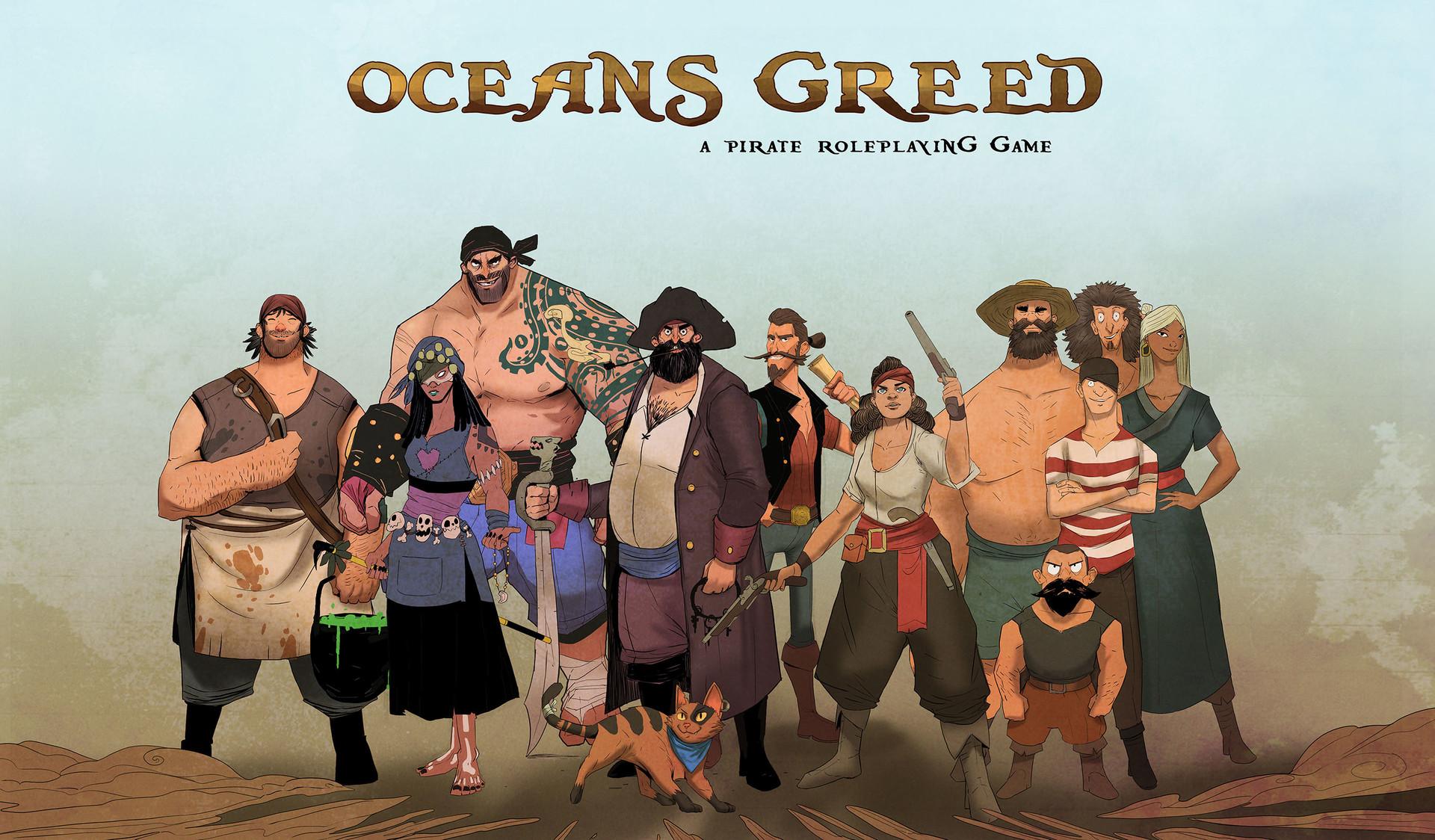 Peter klijn oceansgreed