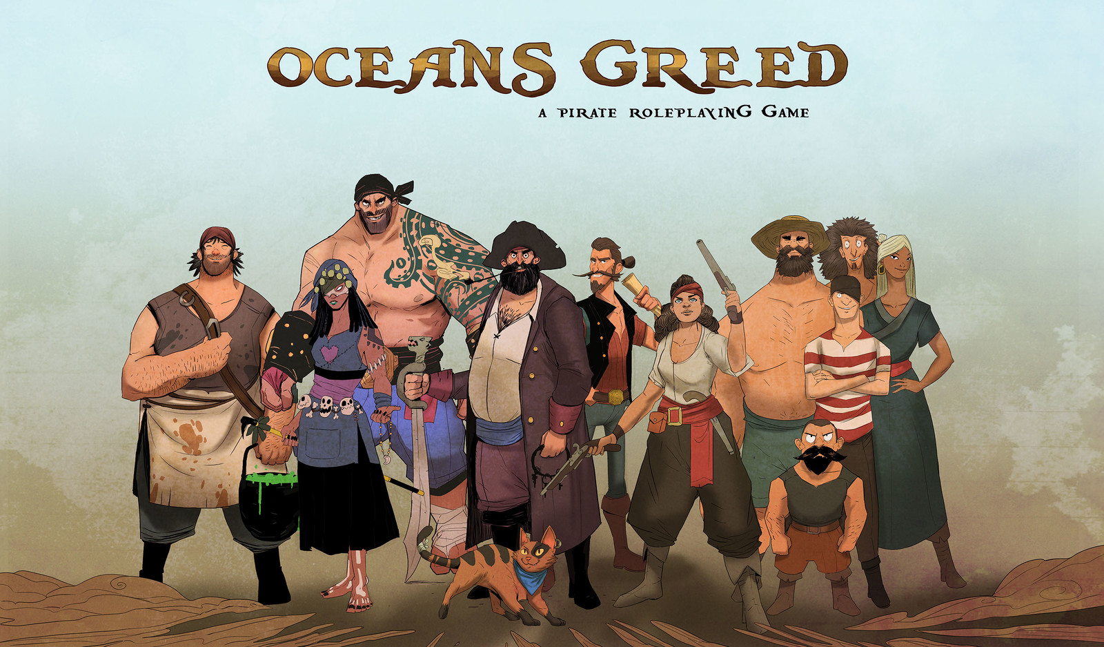 Ocean's Greed