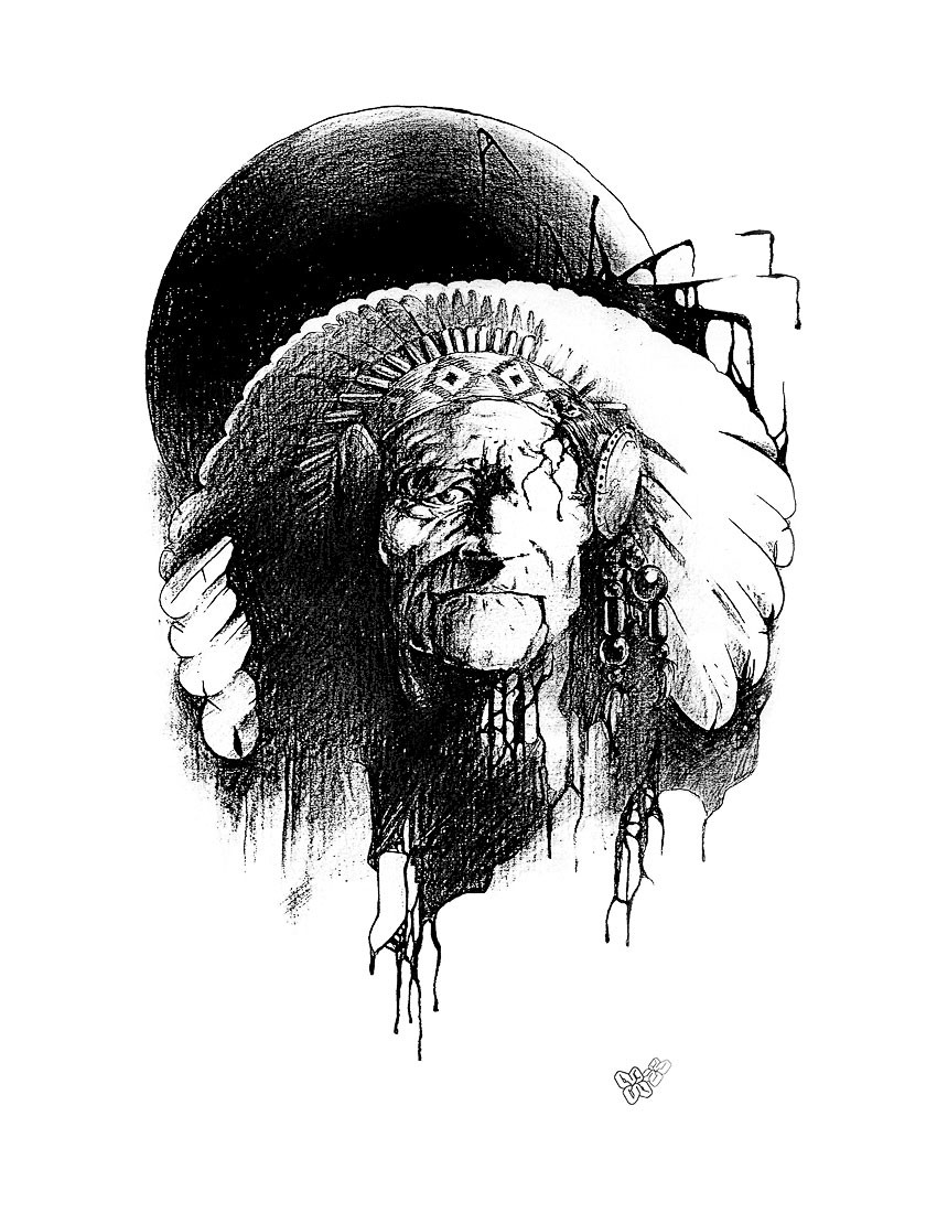 Wieslaw malek 003 indian