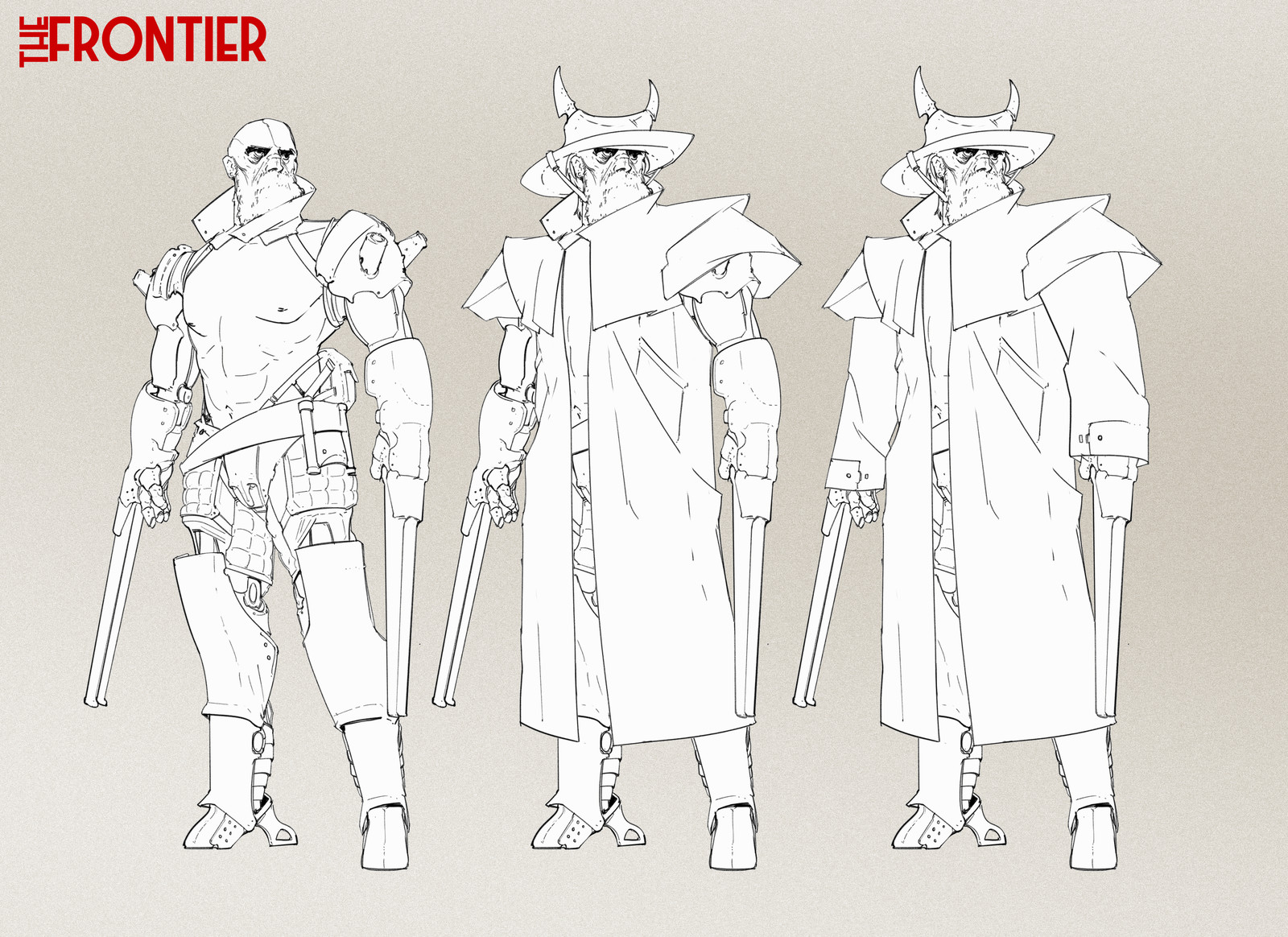 Outlaw Boss Variations