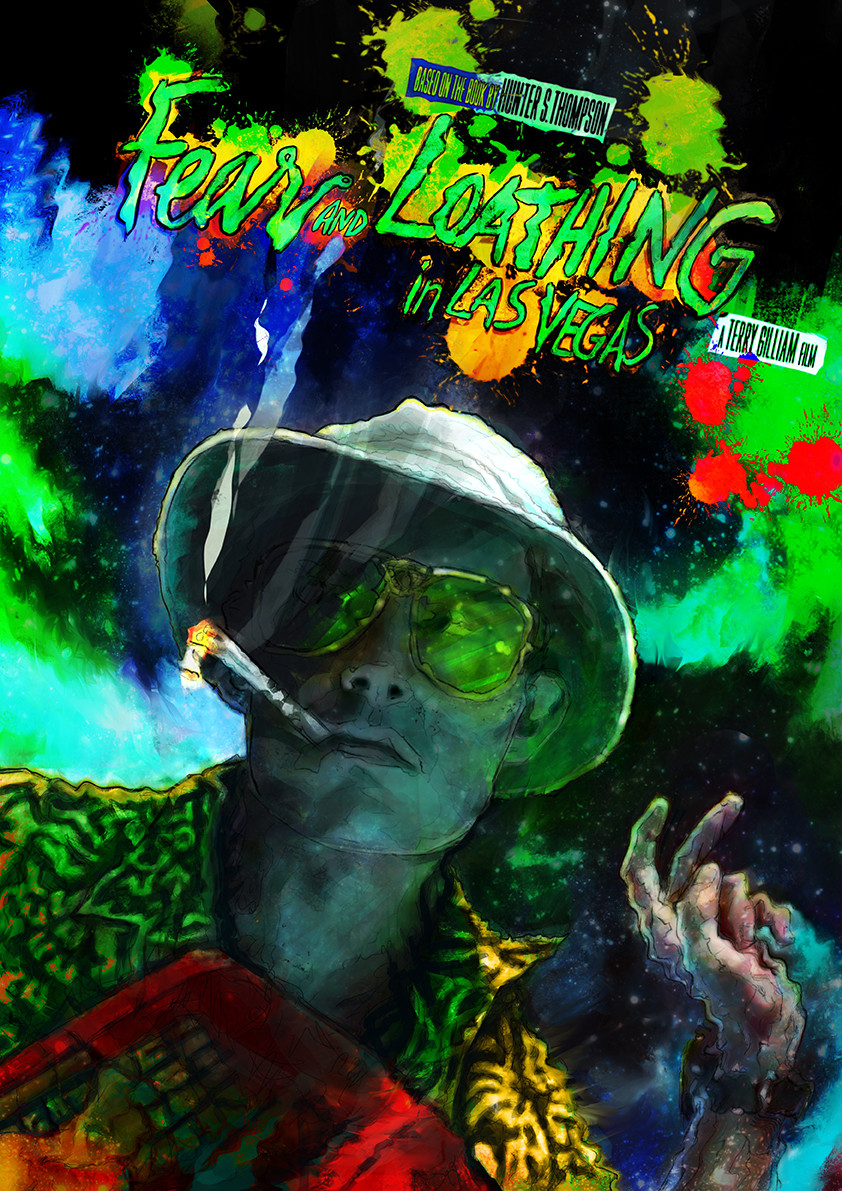 Alex tsoucas fear and loathing in las vegas