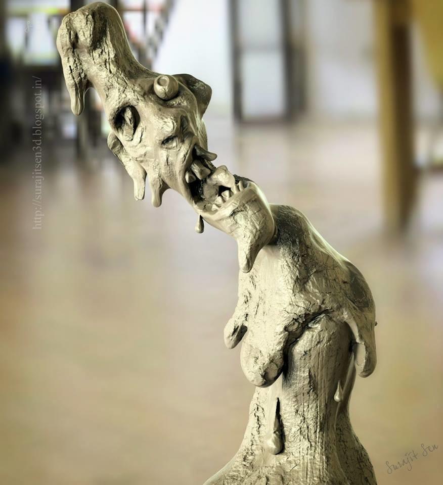 Surajit sen concept sculpt surajitsen 22052018 insta