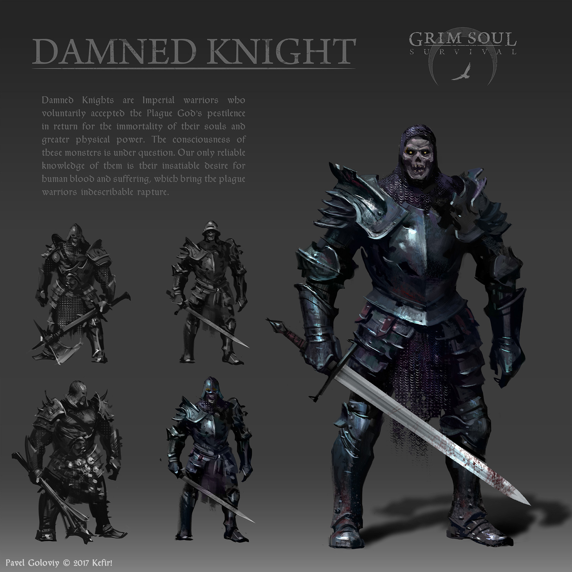 Damned Knight