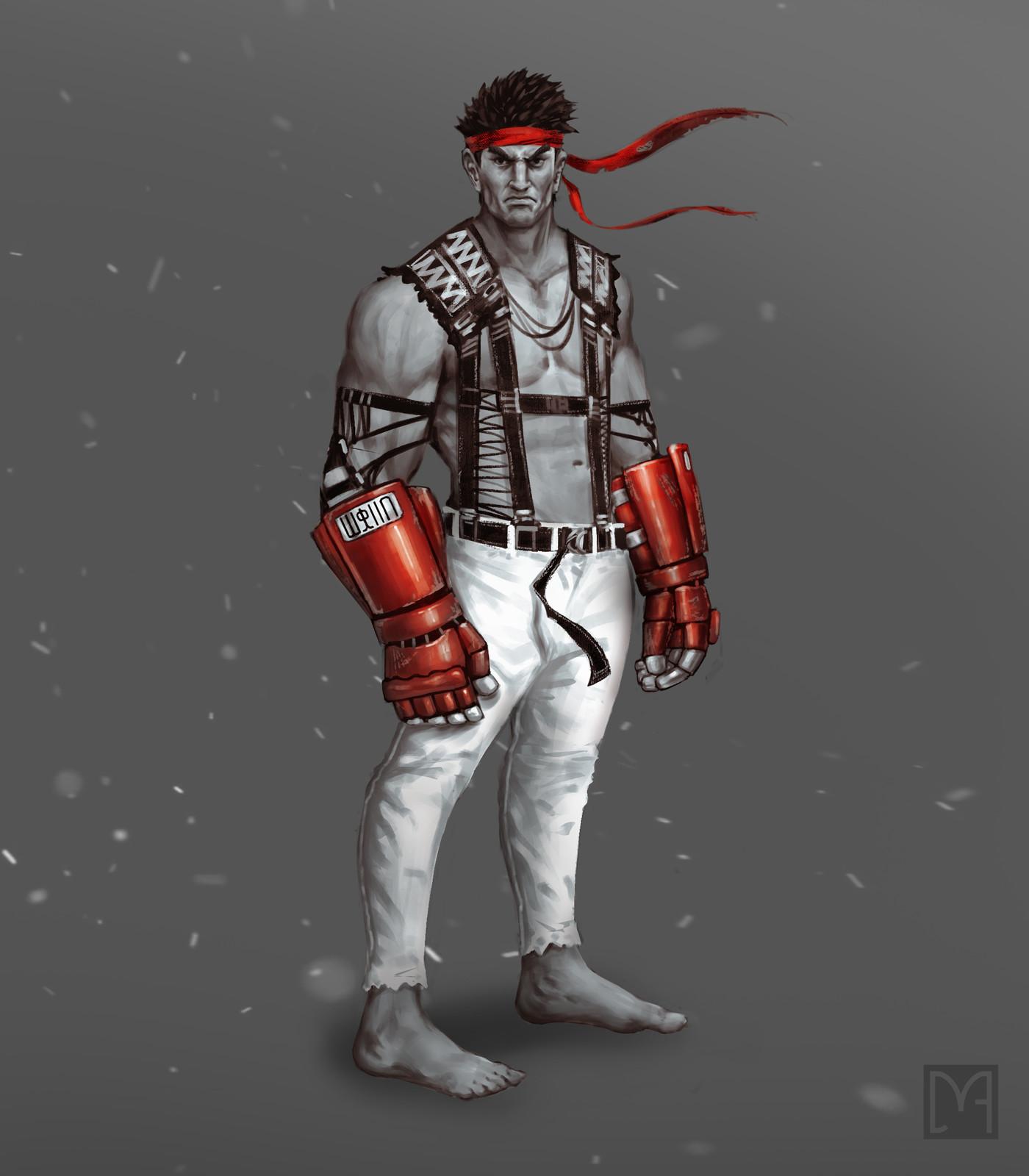 Augmented Ryu