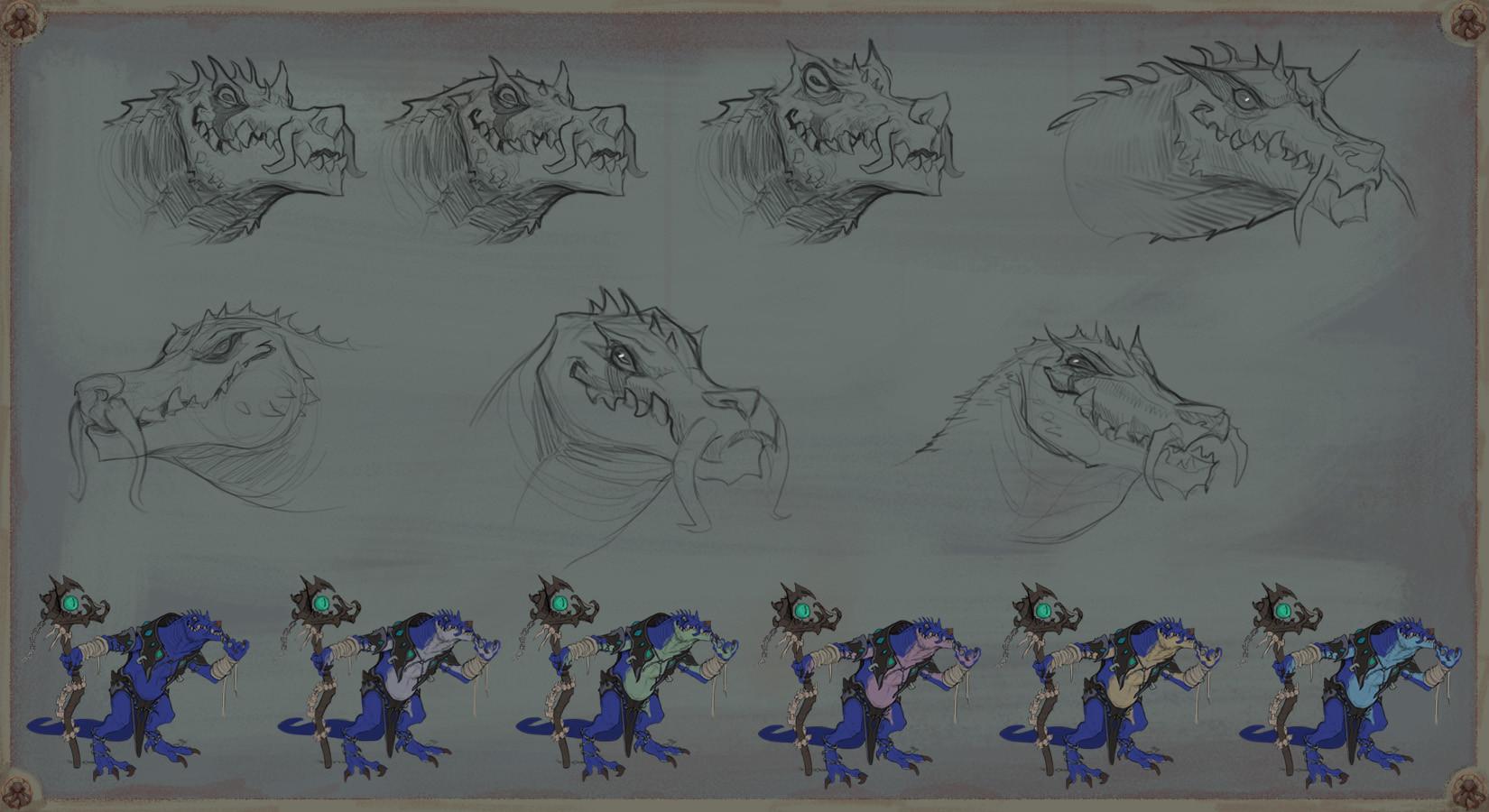 Cindy a avelino aldis warlock character studies 2