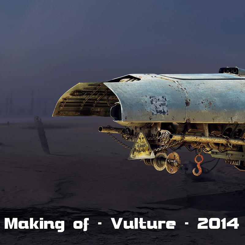 Making of - Vulture - 2014 April