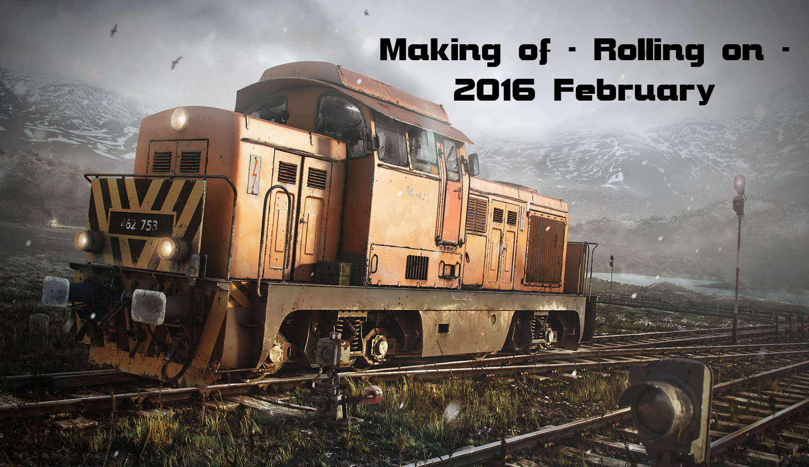Making of - Rolling on - 2016 February