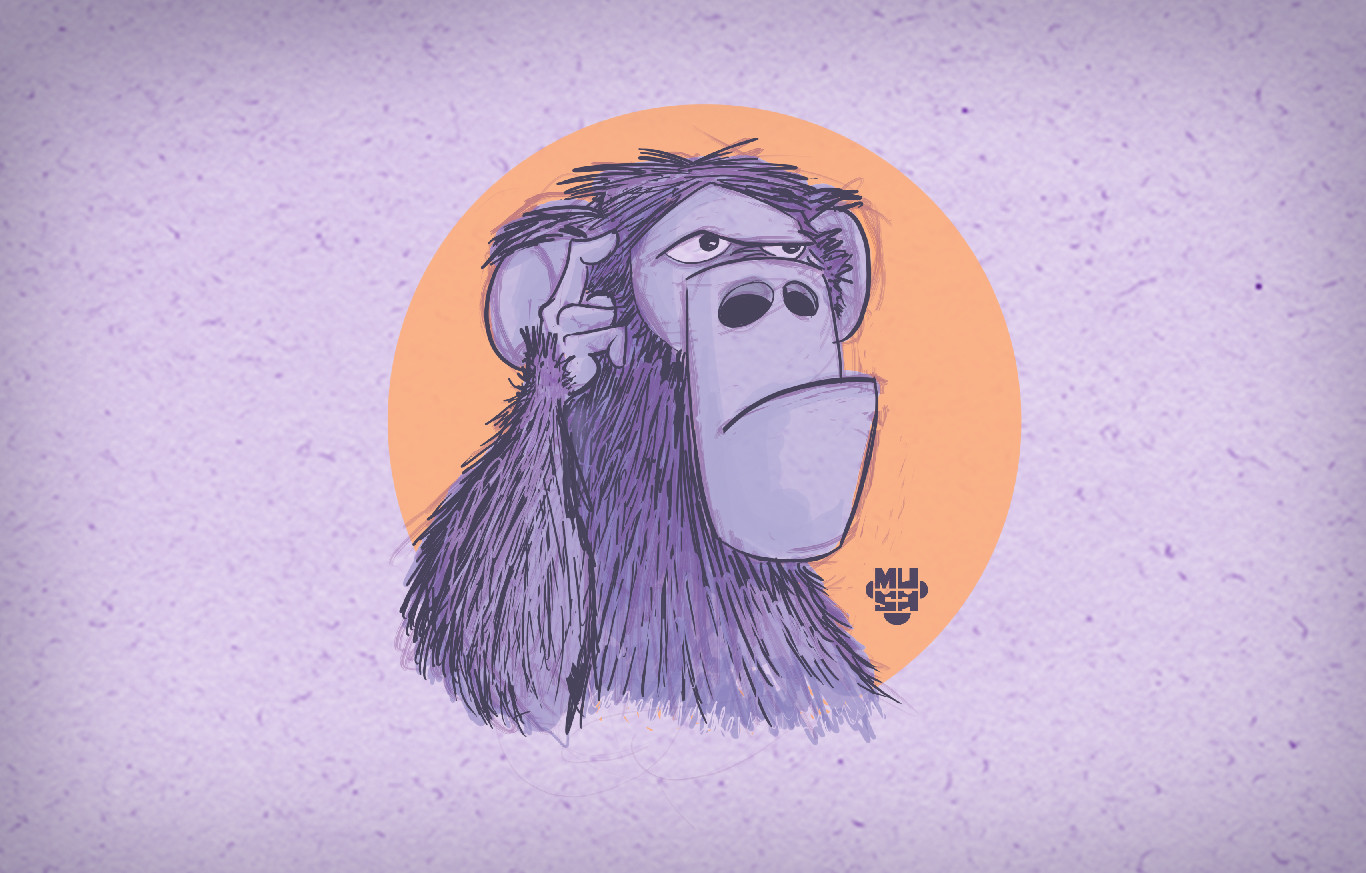 Mariano musante exp primate pensativo