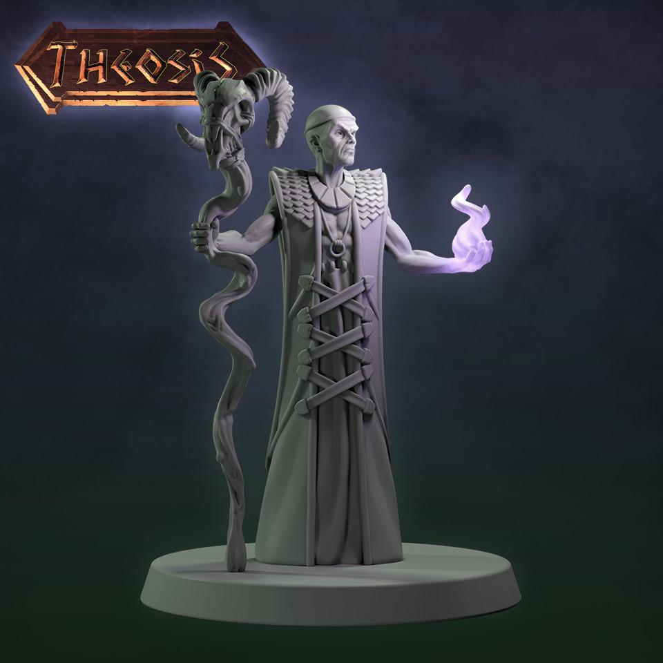 Necromancer - Theosis
