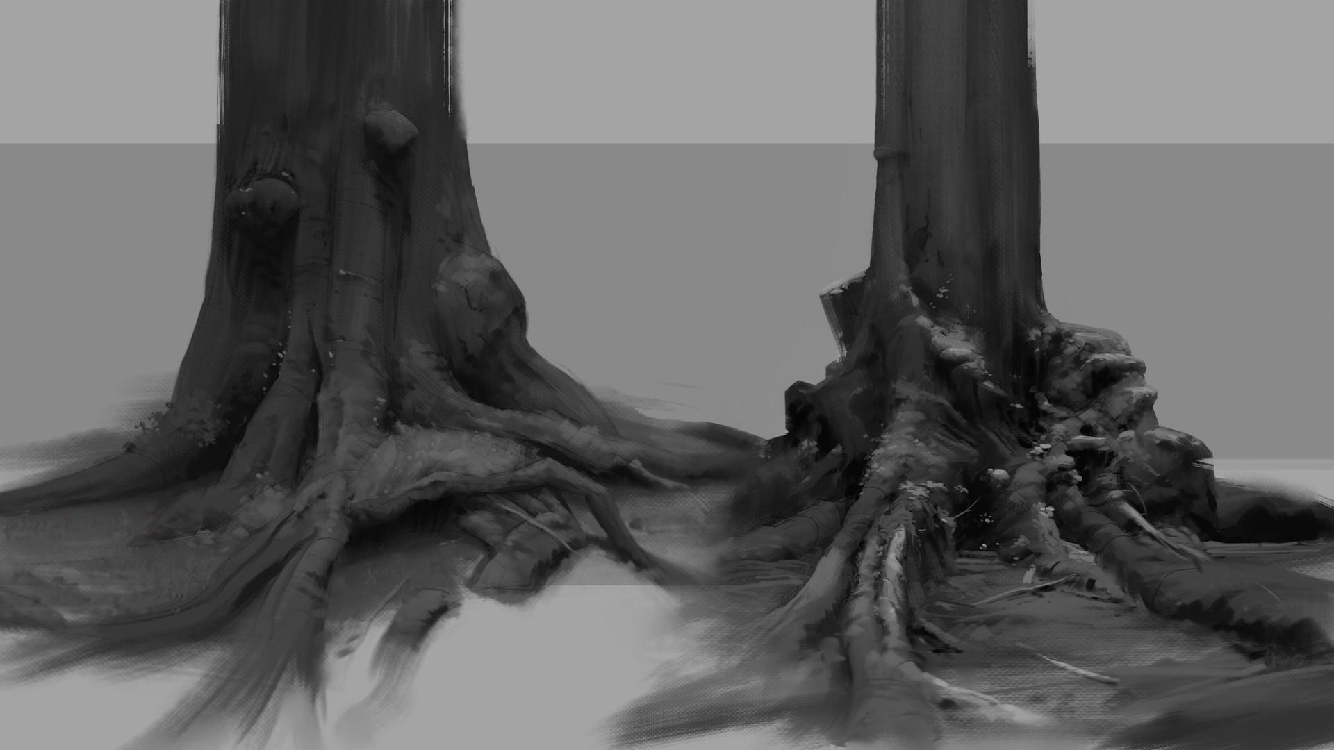 David fortin tree 3