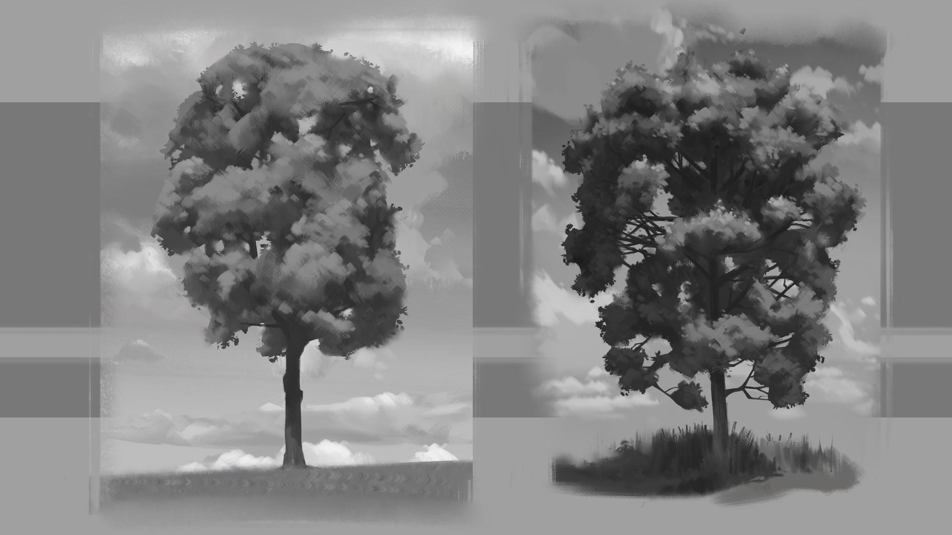 David fortin tree 5