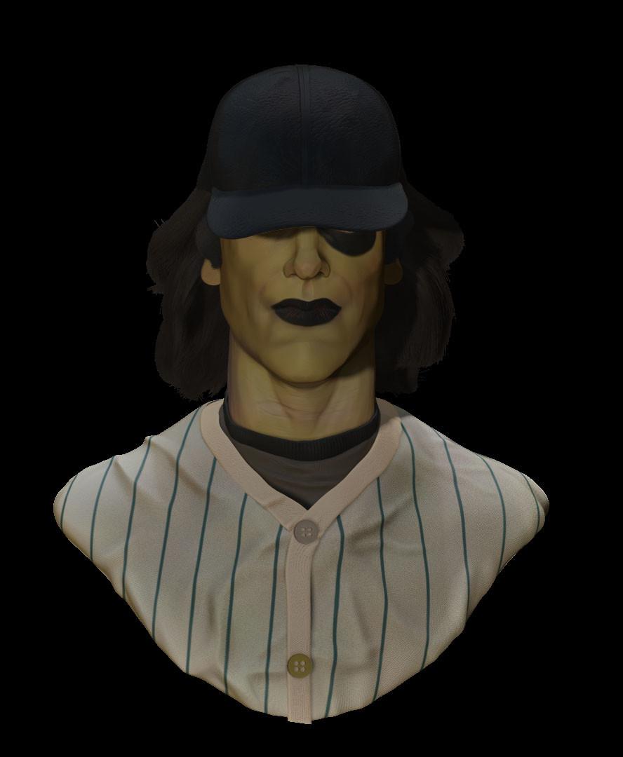 Liam Foley Baseball Furies The Warriors
