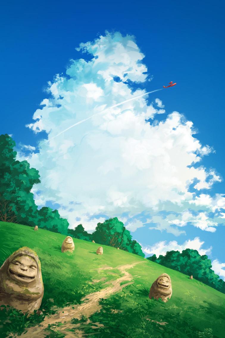 Ghibli Tribute book cover (Third Edition)