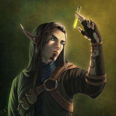 Tess eisinger jericho alchemy hf