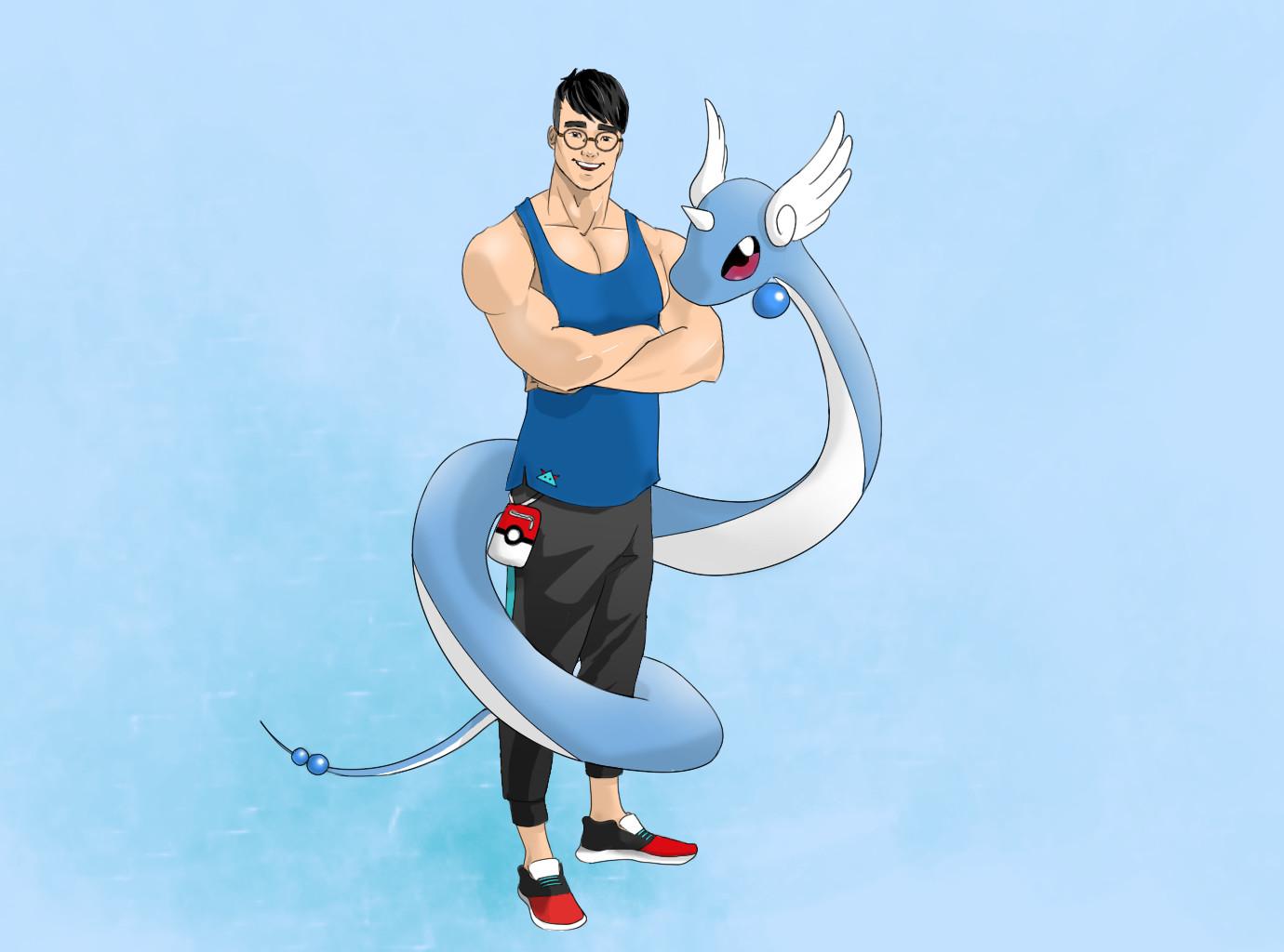 blake chan pokemon trainer me