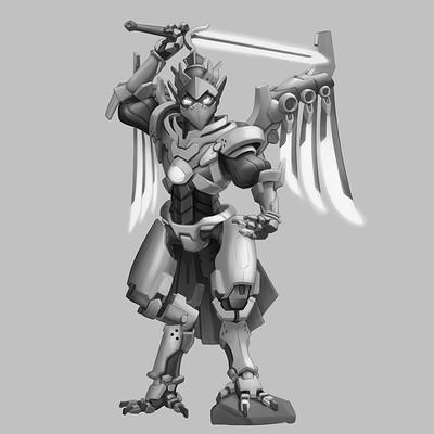 Miguel angel perez lopez 02 guardia pretoriana tengu