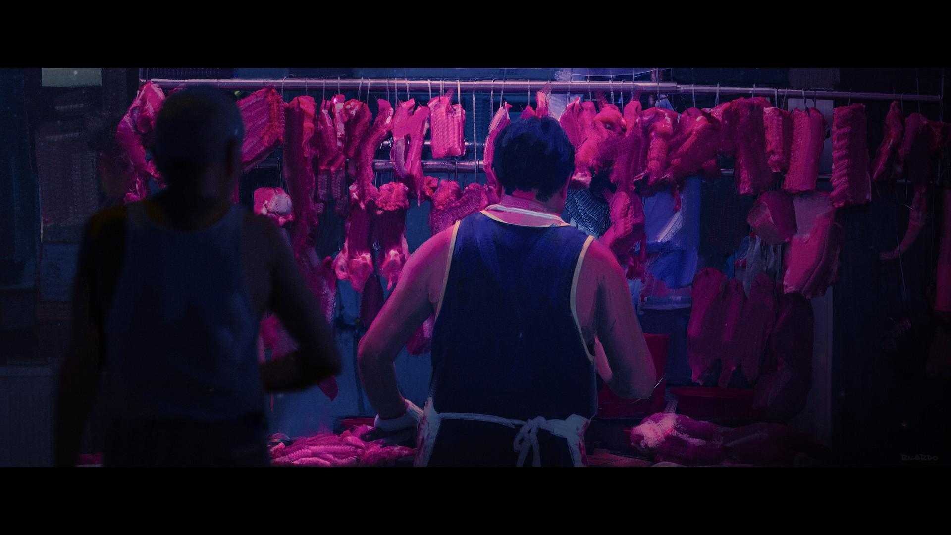 Ricardo guimaraes butchershop