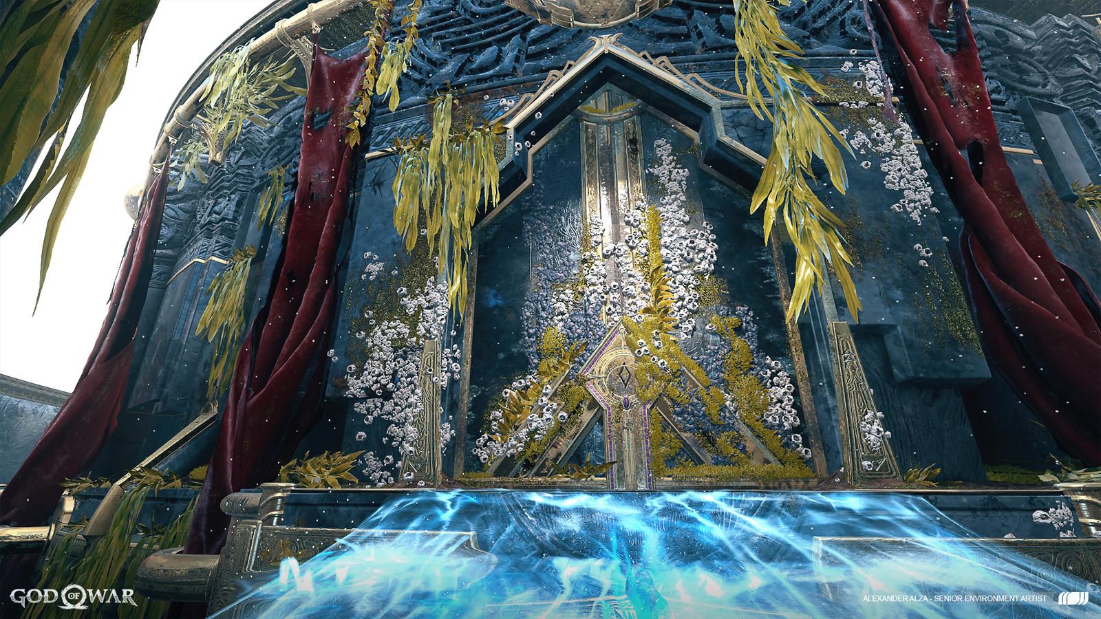 Temple facade 1 of 6